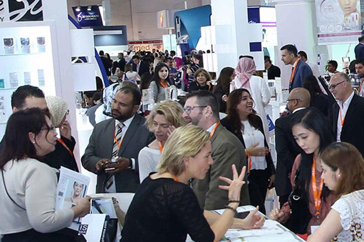 396 million dirhams business deals sealed in Dubai Derma 2017