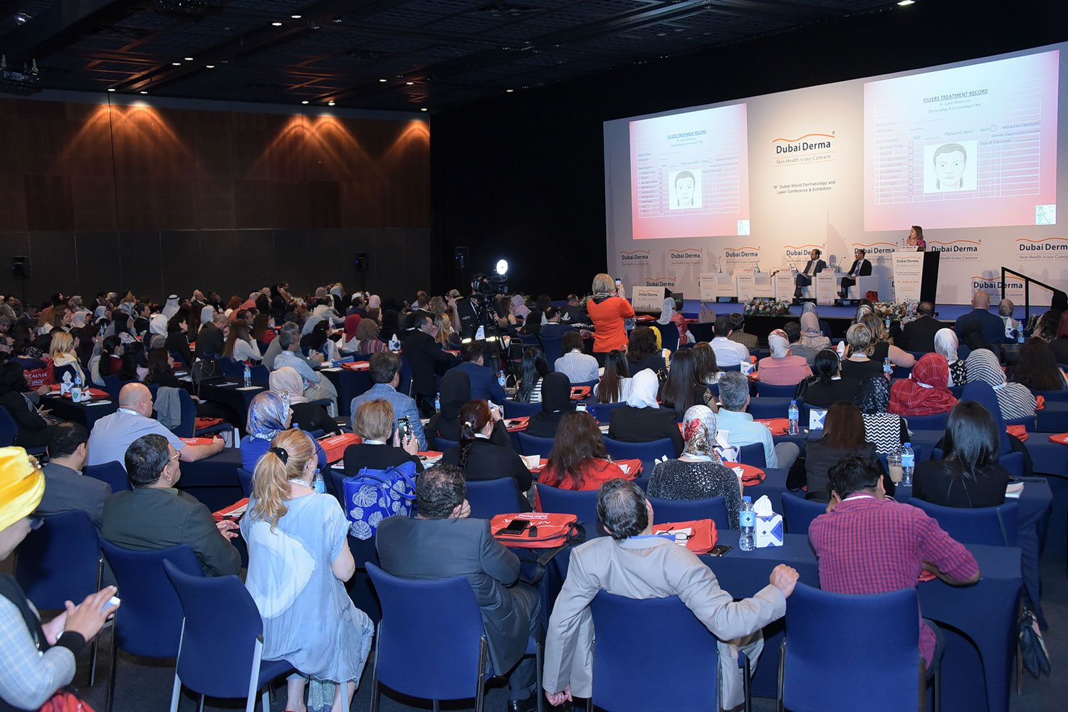 Dubai Derma 2019 Continued on the 2nd day